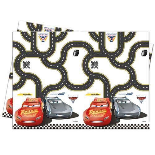 Cars formula masa örtüsü