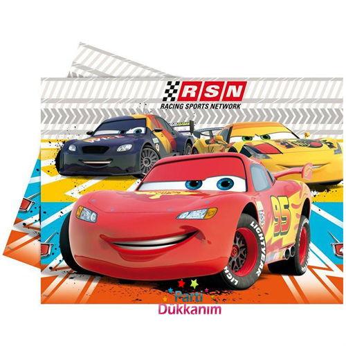 Cars RSN masa örtüsü