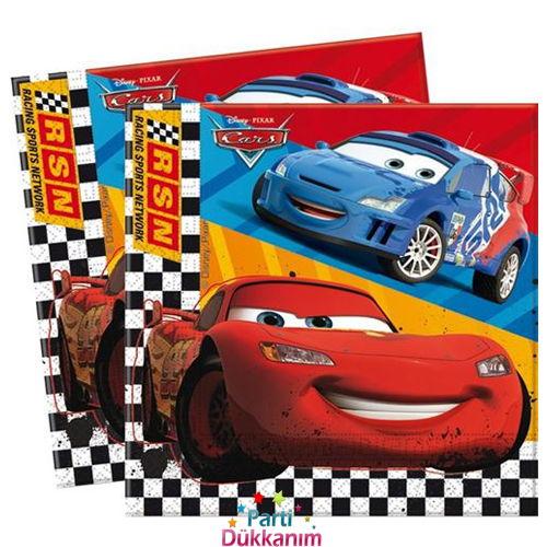 Cars RSN peçete