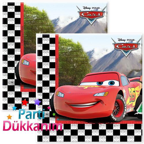 Cars Formula peçete
