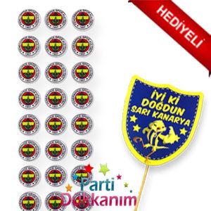 Fenerbahçe konuşma balonu