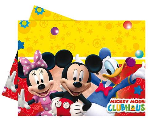 Mickey Mouse masa örtüsü