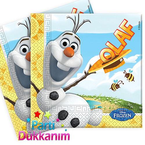 Olaf  peçete