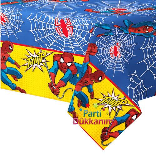 Spiderman power masa örtüsü