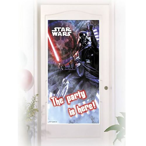 Star Wars kapı banner
