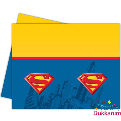 Supermanmasa örtüsü