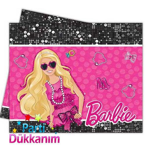 Barbie Masa Örtüsü