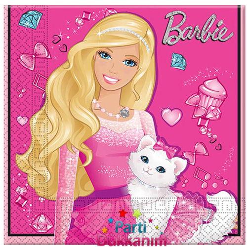 Barbie peçete