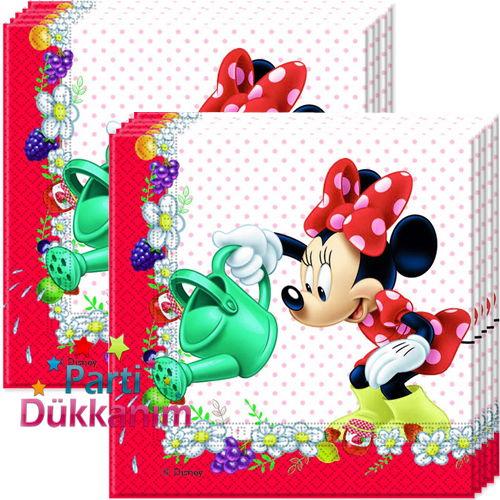 Minnie mouse jam peçete