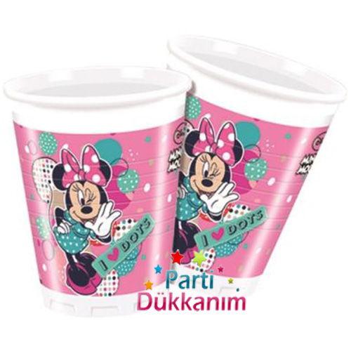 Minnie Mouse Süper Parti bardak
