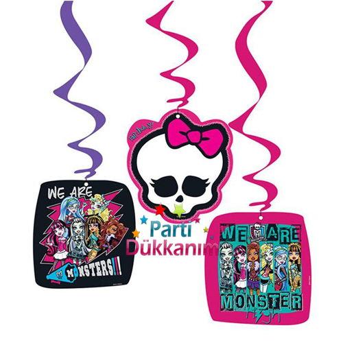 Monster High Asma Süs