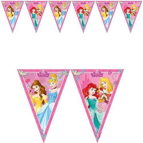 Prensesler flama bayrak set
