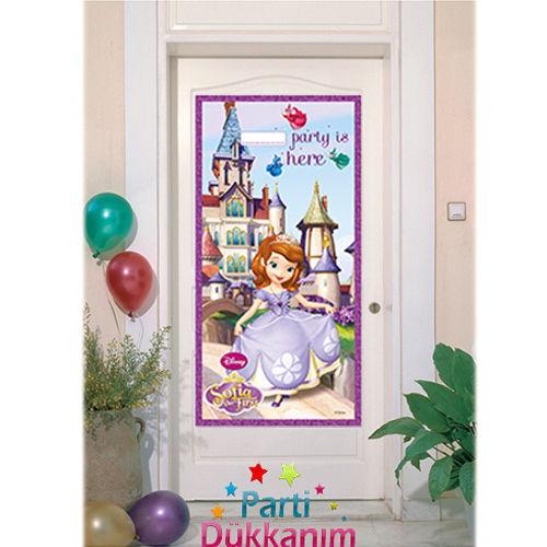 Prenses Sofia kapı banner