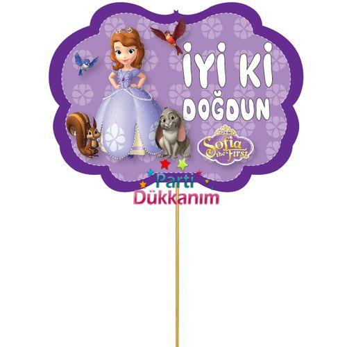 Prenses Sofia konuşma balonu