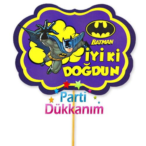 Batman konuşma balonu