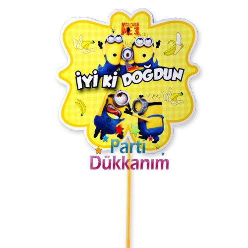 Minions konuşma balonu