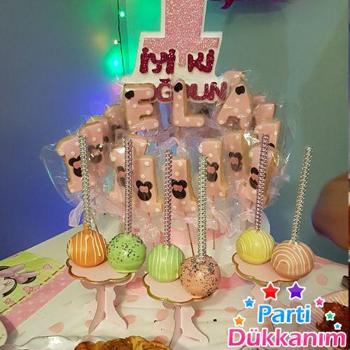 tekli kek standı