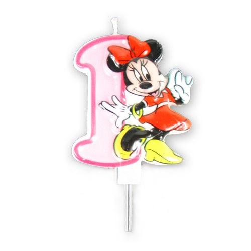 1 Yaş Baby Minnie Mouse mum