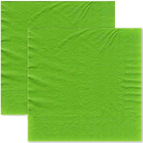 yeşil peçete