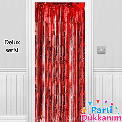 ışıltılı kapı ve duvar perdesi parti