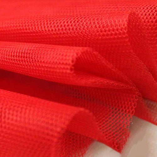 Kırmızı grek tül